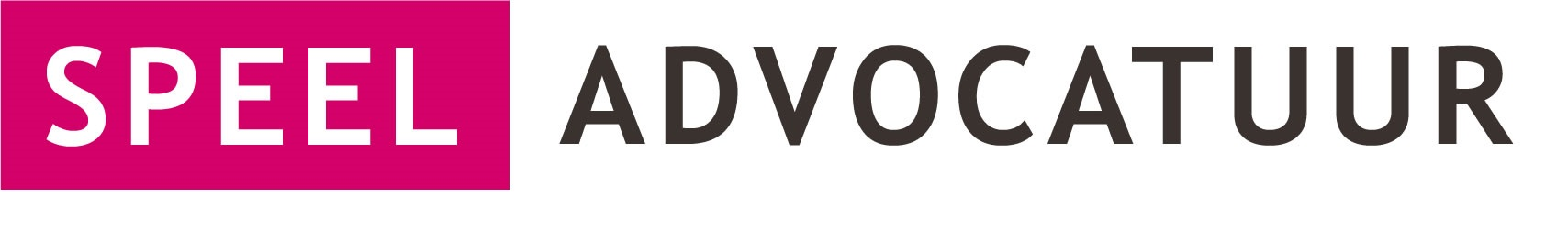 Speel_Advocatuur_Logo